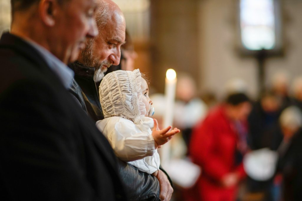 photos baptême